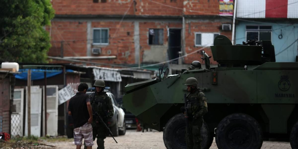 Sargento do Exército morre em tentativa de assalto na zona oeste do Rio