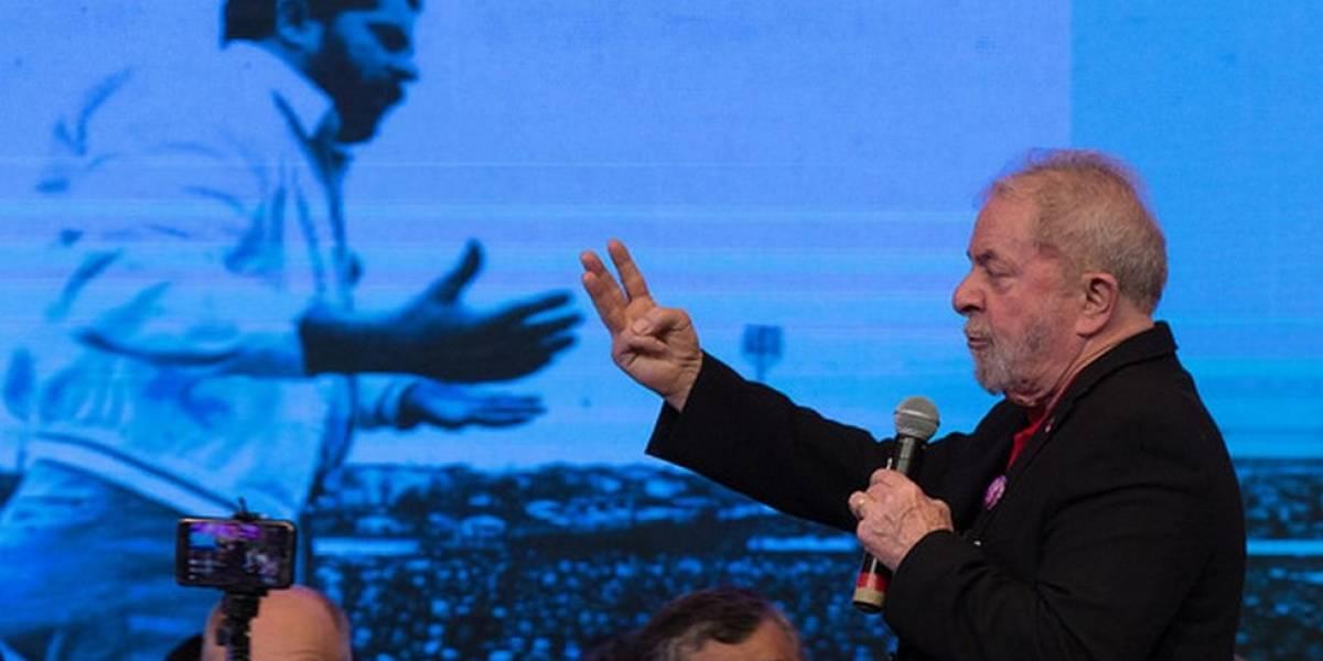'Não sou homem de correr de briga', diz Lula sobre tiros em ônibus