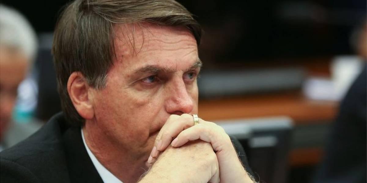 Bolsonaro compara execuções do regime militar a 'tapa no bumbum do filho'