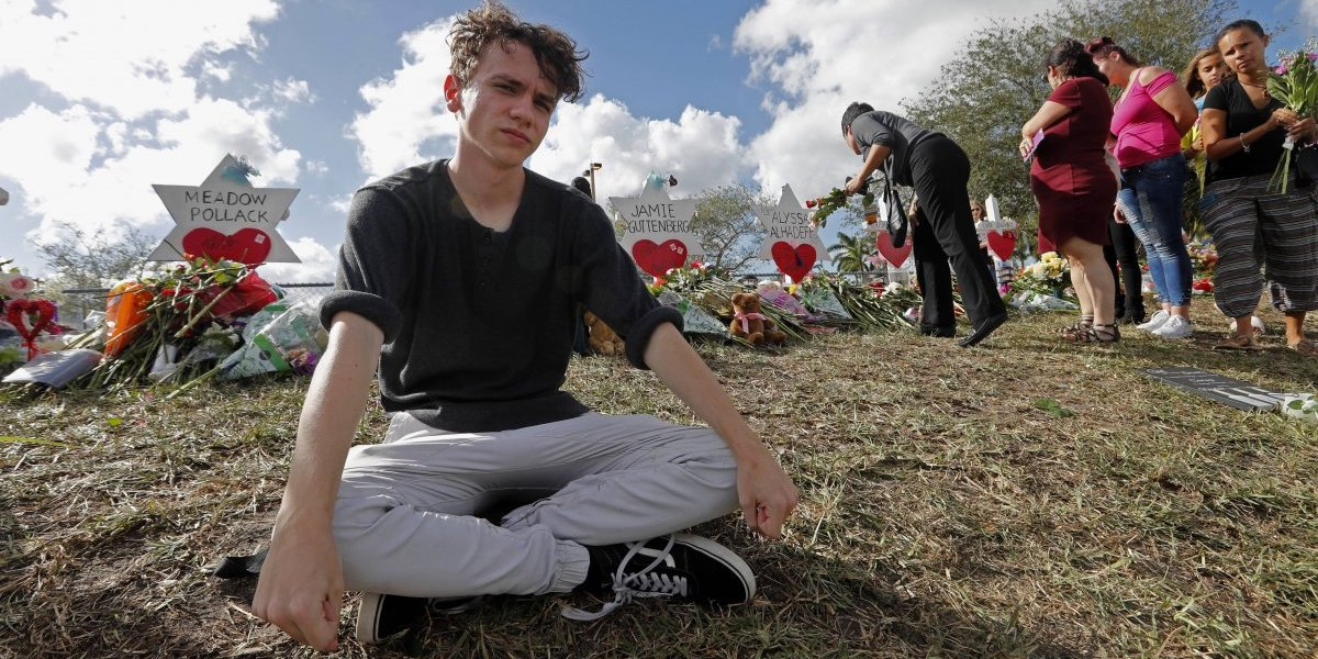 Alumnos de Florida se centran en luchar contra la violencia