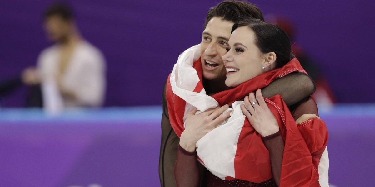Canadá suma más oros tras aportar arte y acrobacia