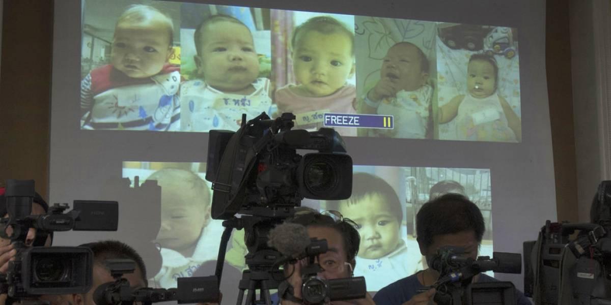 El misterioso japonés que se convirtió en el padre de 13 bebés de vientres alquilados en Tailandia