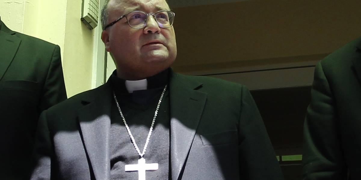 """""""No actuará como juez"""": el rol de la visita a Chile del obispo Charles Scicluna"""