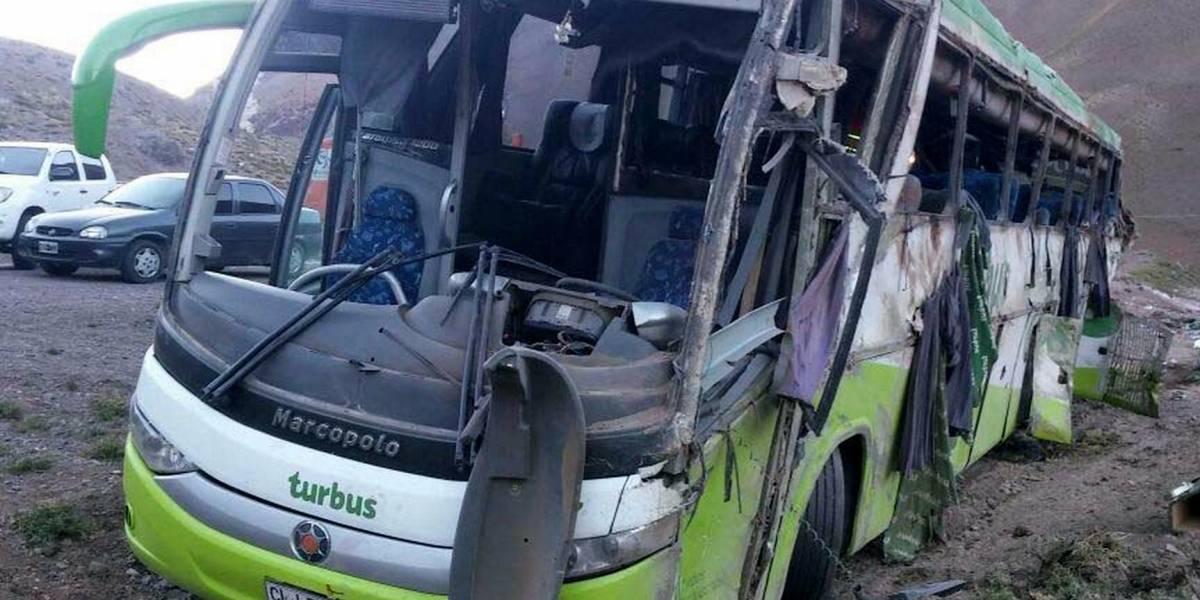 Conductor chileno es condenado a 20 años de cárcel por accidente de bus Turbus en Mendoza