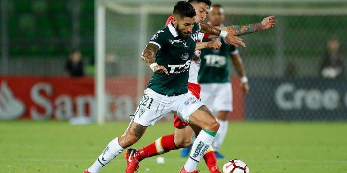 El equipo con el que Wanderers buscará la hazaña ante Santa Fe por la Libertadores