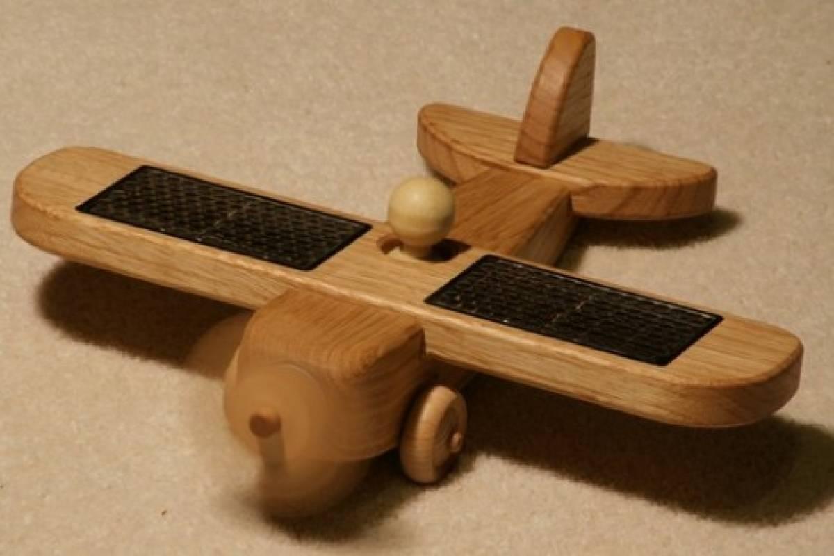 Juguetes de madera que funcionan con energ a solar - Jugueteros de madera ...
