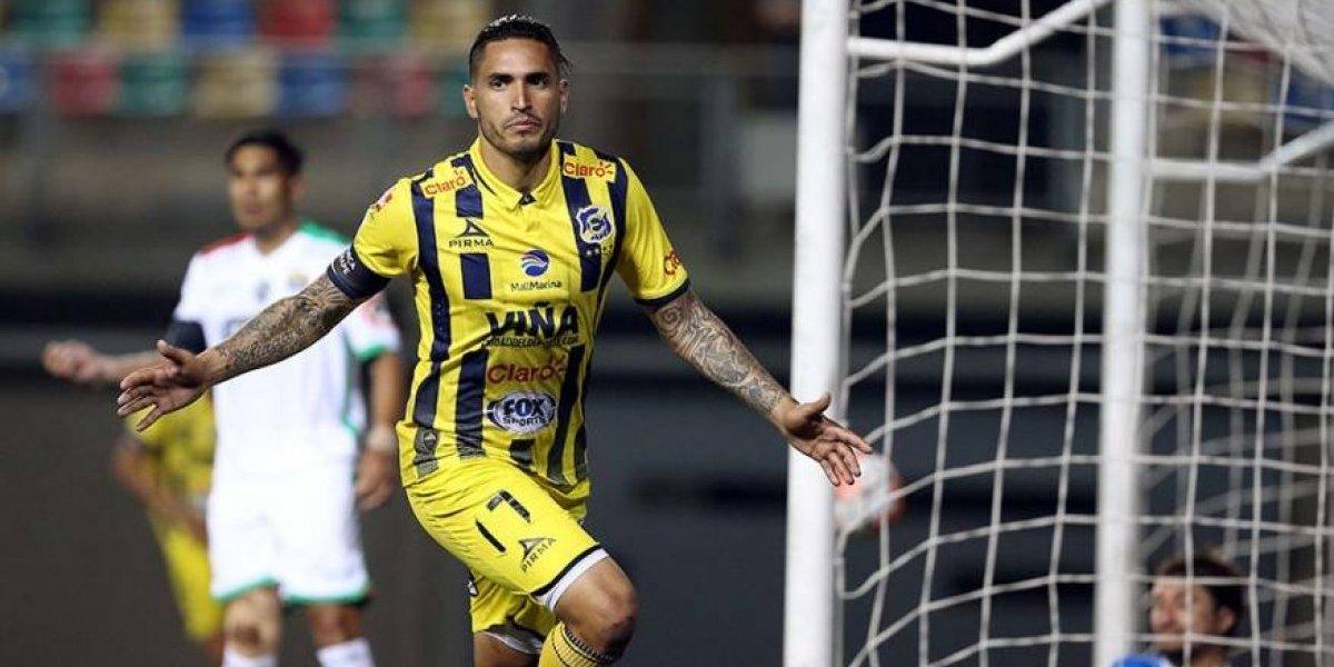 AC Barnechea incorporó al delantero uruguayo Braian Rodríguez