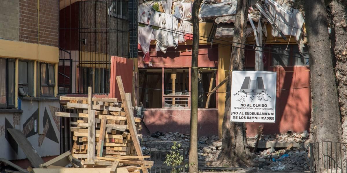 En cinco meses han muerto 9 adultos mayores del Multifamiliar Tlalpan