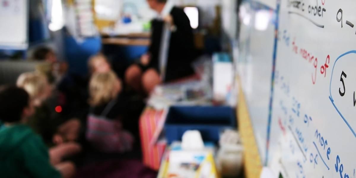 Por falta de profesores, colegio en Usme no dicta clases