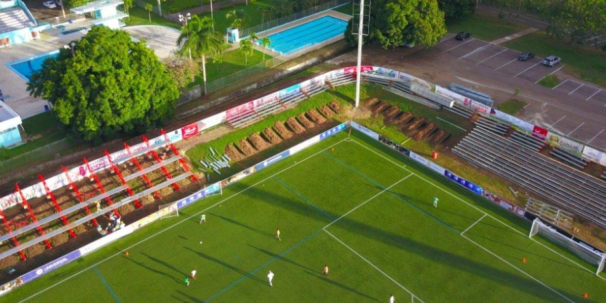 VIDEO: Así quedó el estadio dónde jugará Chivas la Conchachampions