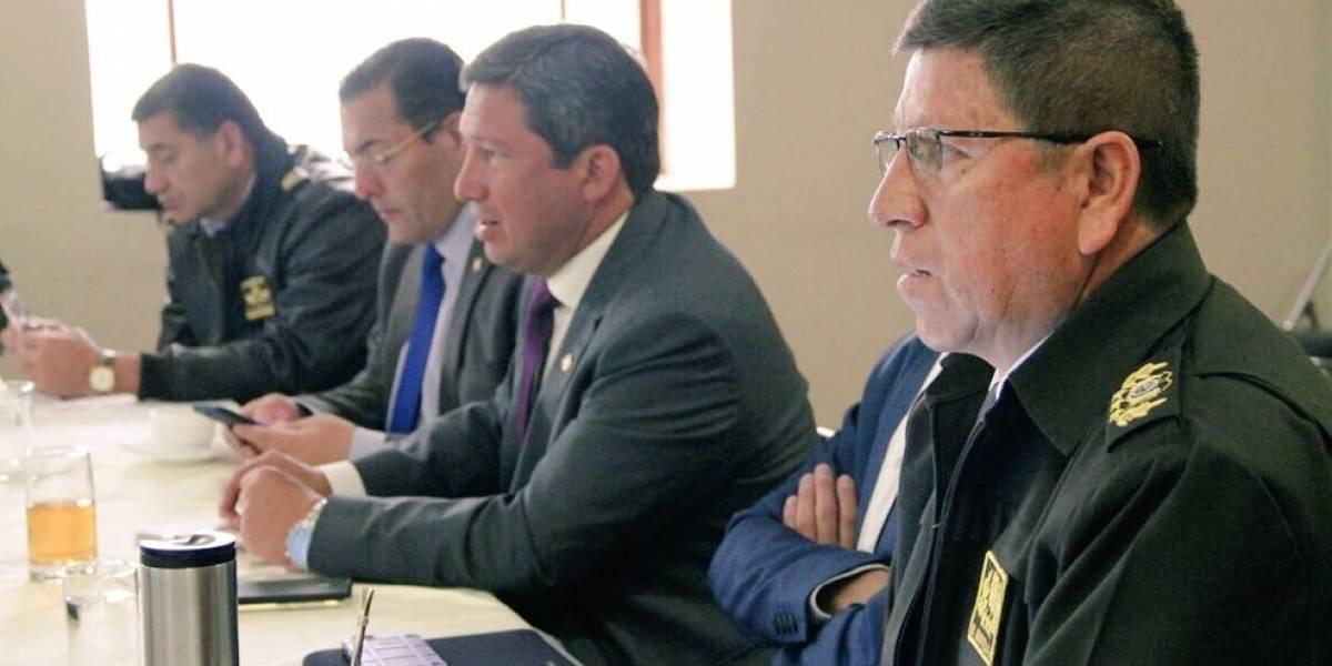 Fuerzas Armadas y Policía Nacional prevén crear un Mando Unificado para intervención en Frontera Norte