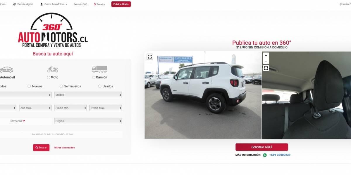 Portales de venta de autos mejoran sus plataformas para dar mayor seguridad