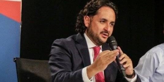 Andrés Michelena, nuevo Secretario de Comunicación