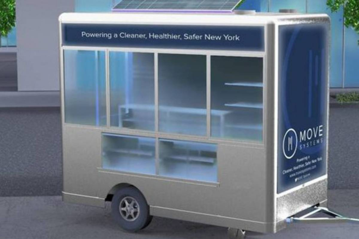 Nueva York entregará 500 carritos solares de comida rápida ...
