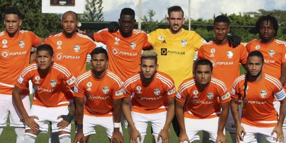 Cibao FC se esfuerza por hacer un buen papel en nombre de RD ante las Chivas