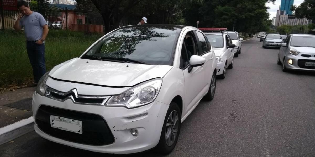 Detran apreende carro com mais de R$ 10,5 milhões em multas