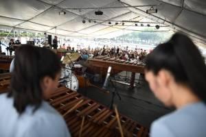 Concierto por el Día de la marimba