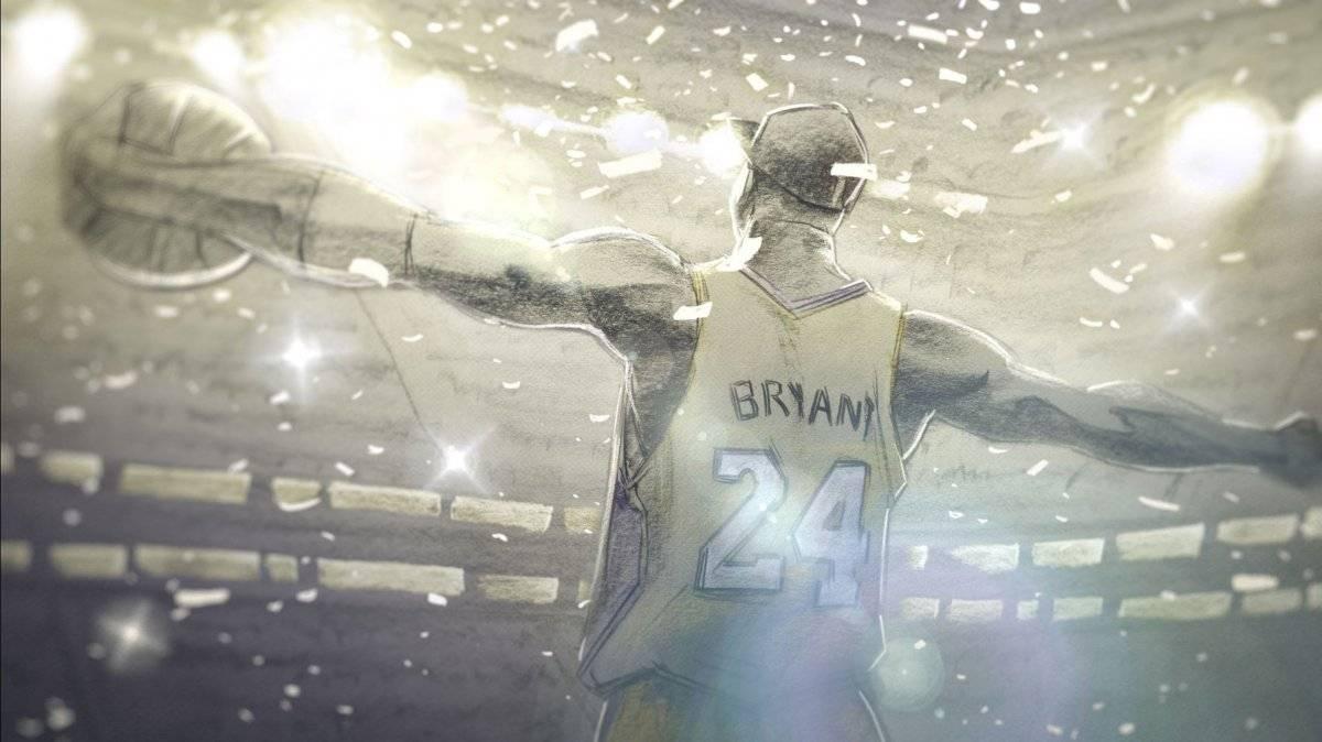"""'Dear Basketball'. O curta é uma carta de amor de Kobe Bryant ao esporte que o tornou famoso. """"Dear Basketball"""" é terno, emocionante e faz o público entender porque o atleta chegou onde chegou, mas também sugere que uma parte dele morreu quando ele se aposentou. A combinação do olhar de Bryant com a direção nostálgica de Glen Keane e a trilha discreta e poderosa de John Williams fazem do filme uma aposta certeira para qualquer fã de esporte e é o favorito a levar o prêmio. DIvulgação"""
