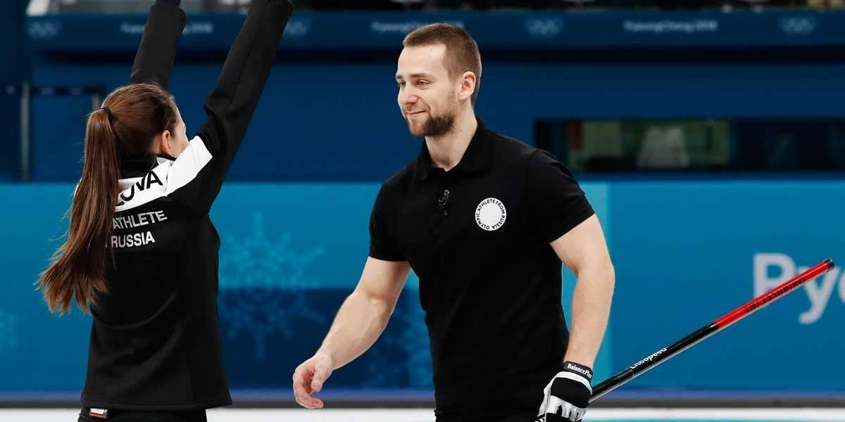 Rússia diz que contraprova confirmou doping de atleta do curling na Olimpíada