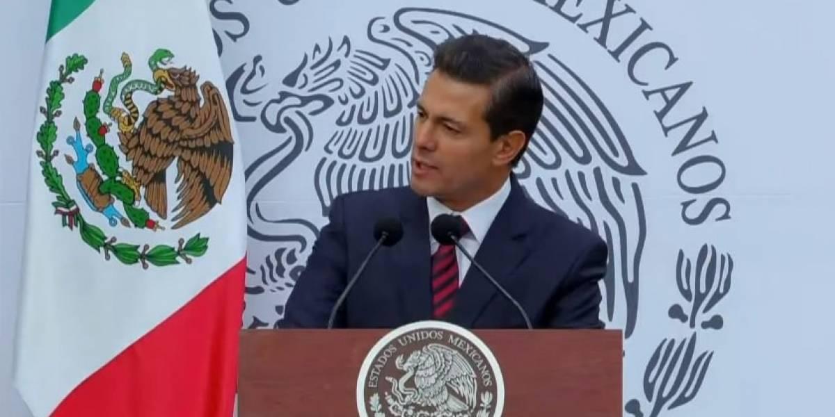 Peña Nieto inaugura la 81 Convención Bancaria desde Acapulco