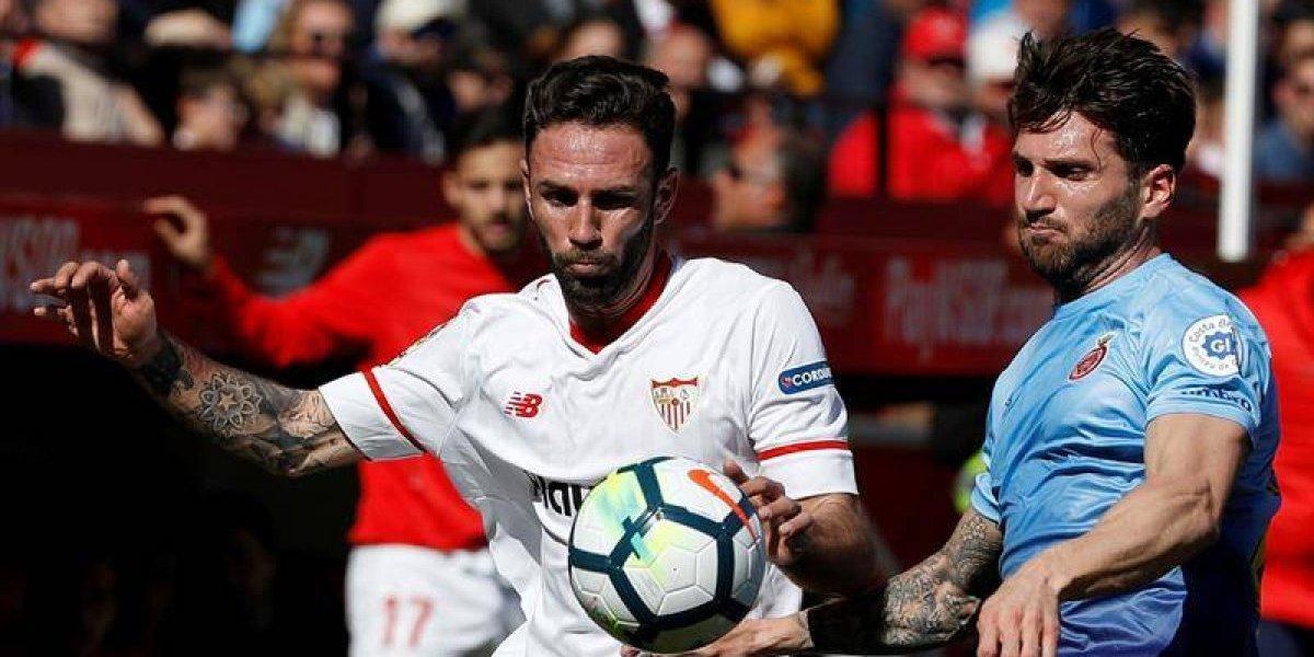 Layún no podrá jugar en Champions League con Sevilla