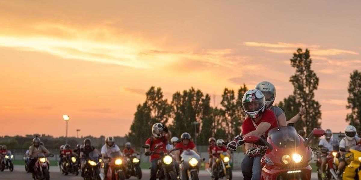 En julio se realizará la décima World Ducati Week