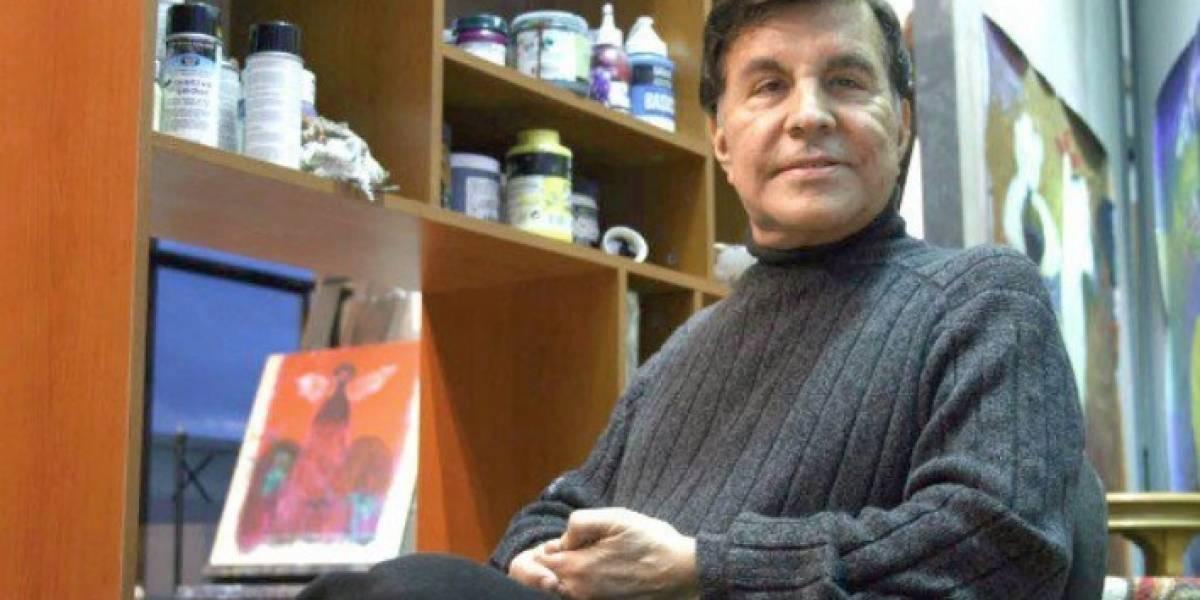 Despedirán al pintor Elmar Rojas con dos grandes homenajes