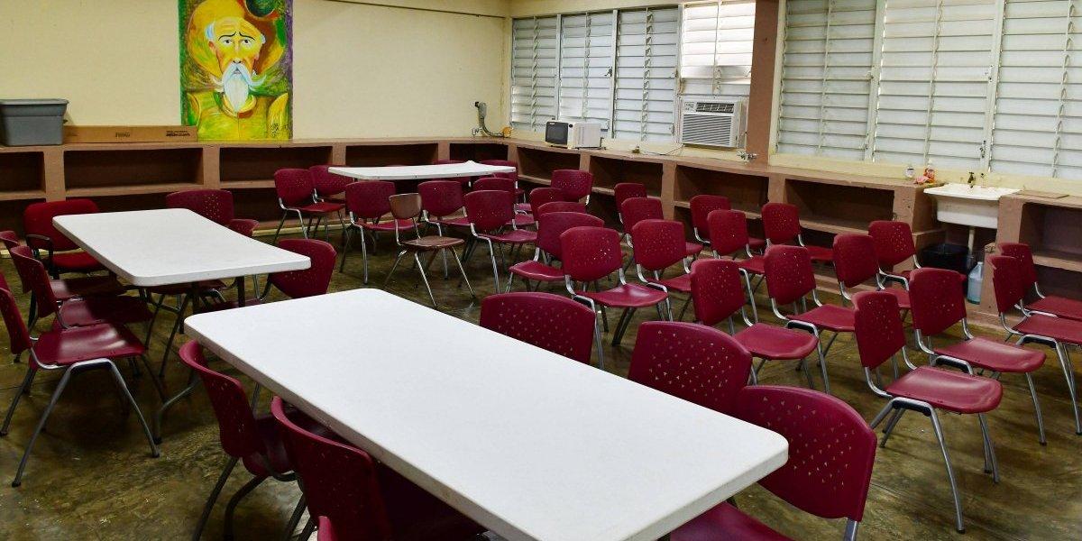 Estas 24 escuelas no tendrán clases mañana debido a la marejada
