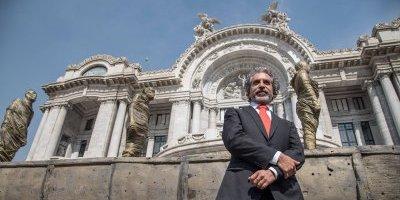 Jorge Marín confesó que el espacio público es su casa