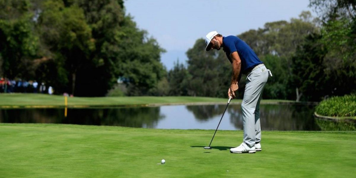 Cartel de lujo para la segunda edición del World Golf Championships-México Championship
