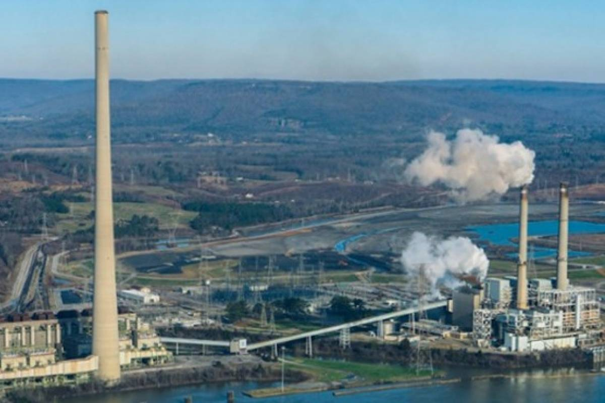 Google convertirá una planta de carbón en un centro de datos que funciona con energía renovable
