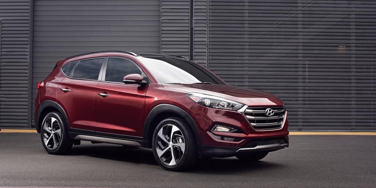 Según J.D. Power, el Hyundai Tucson es el SUV compacto más confiable
