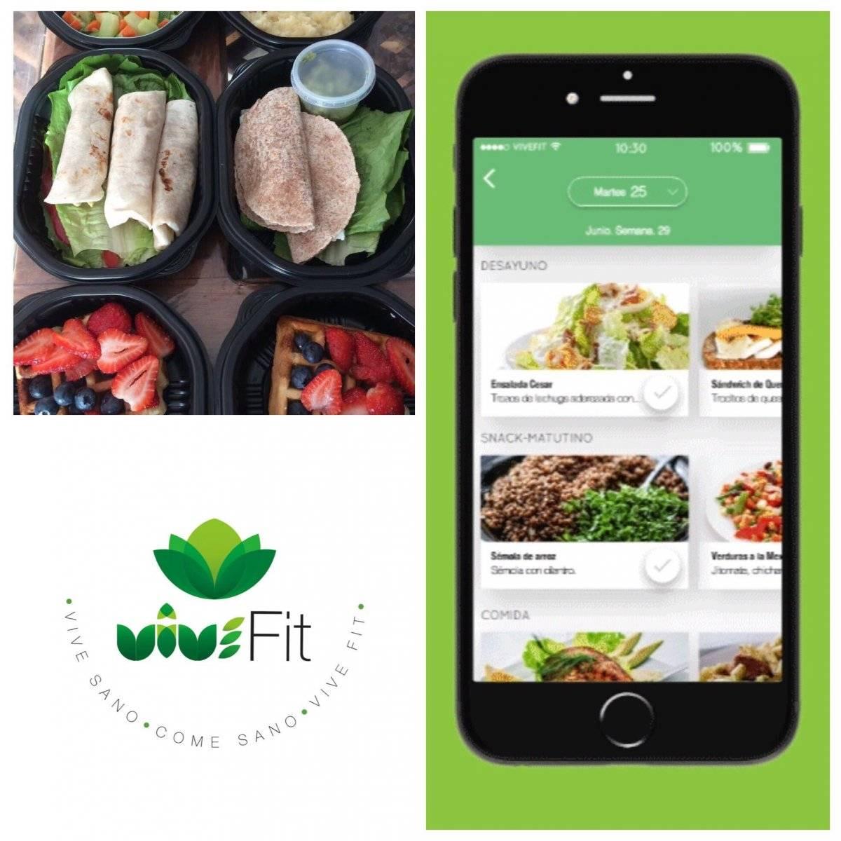 Conoce la app de comida sana y económica hecha para los godínez