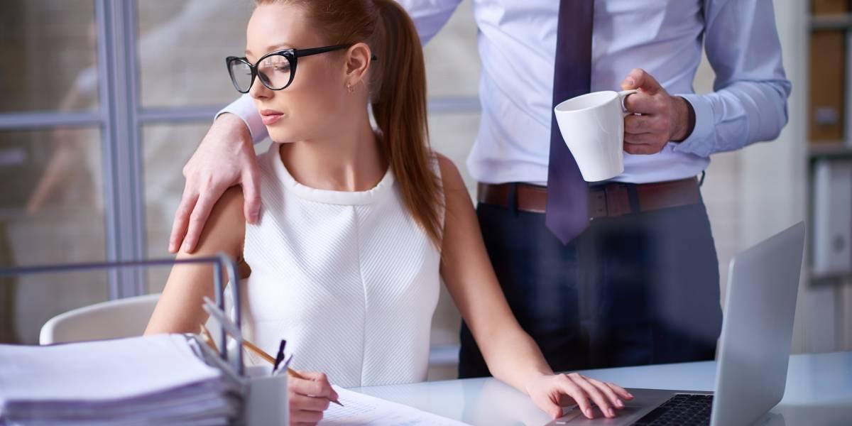 ¿Está bien coquetear en el trabajo?