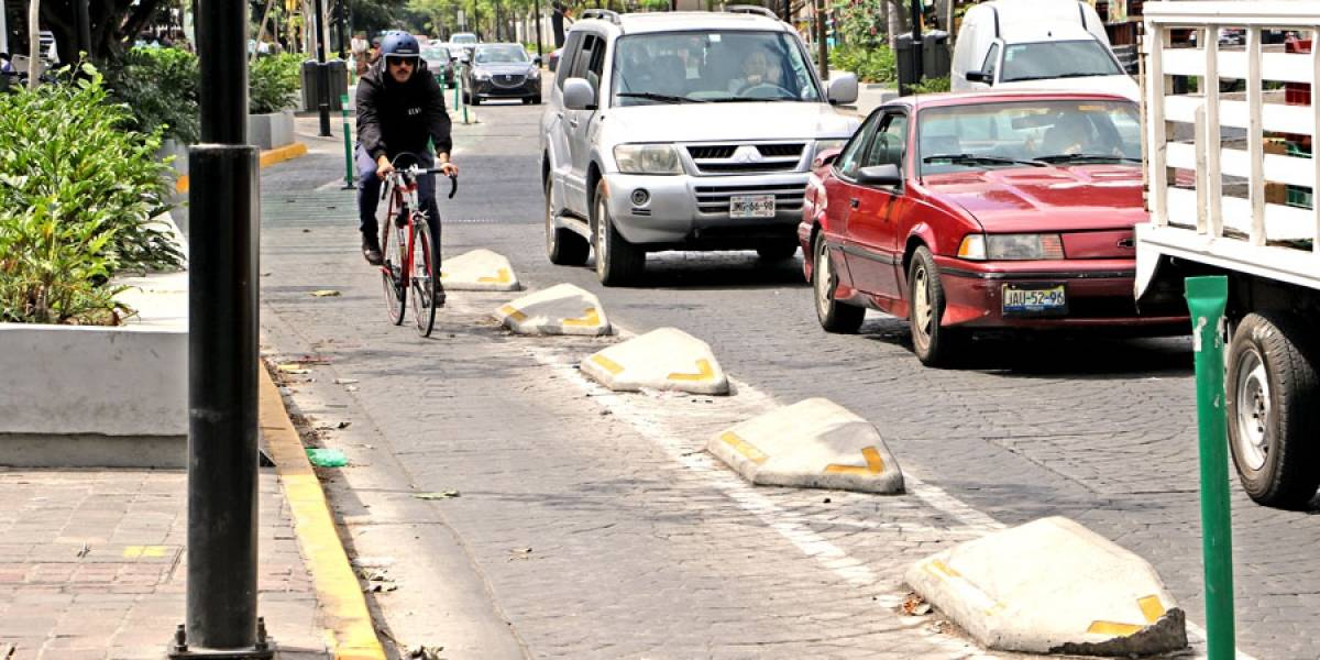Atoran crecimiento de la red ciclista de la ZMG