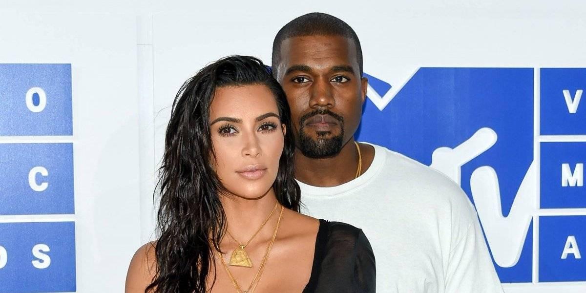 Kim Kardashian se convierte en madre por cuarta ocasión ¡Es un varón!