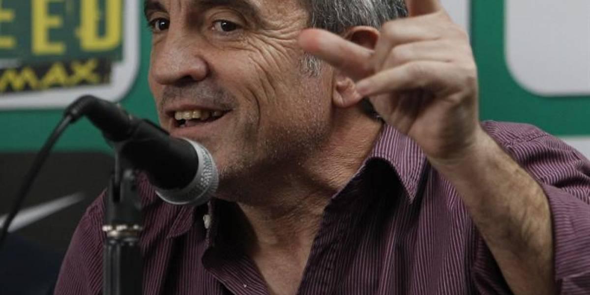 """Alexis Henríquez: """"No quería que se fuera Lillo del banco de Nacional"""""""