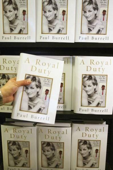 livro princesa Diana Paul Burrell
