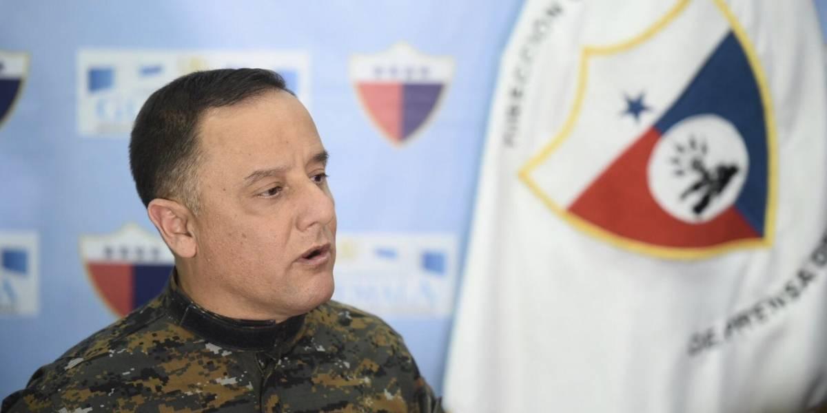 El Ejército asegura que el comandante Melgar Padilla tiene antejuicio