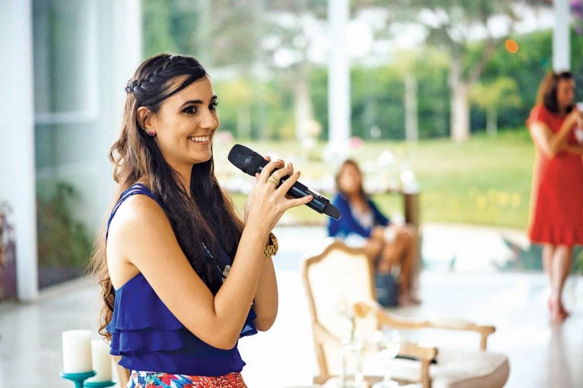 Marcella Lisa, em edição anterior do evento