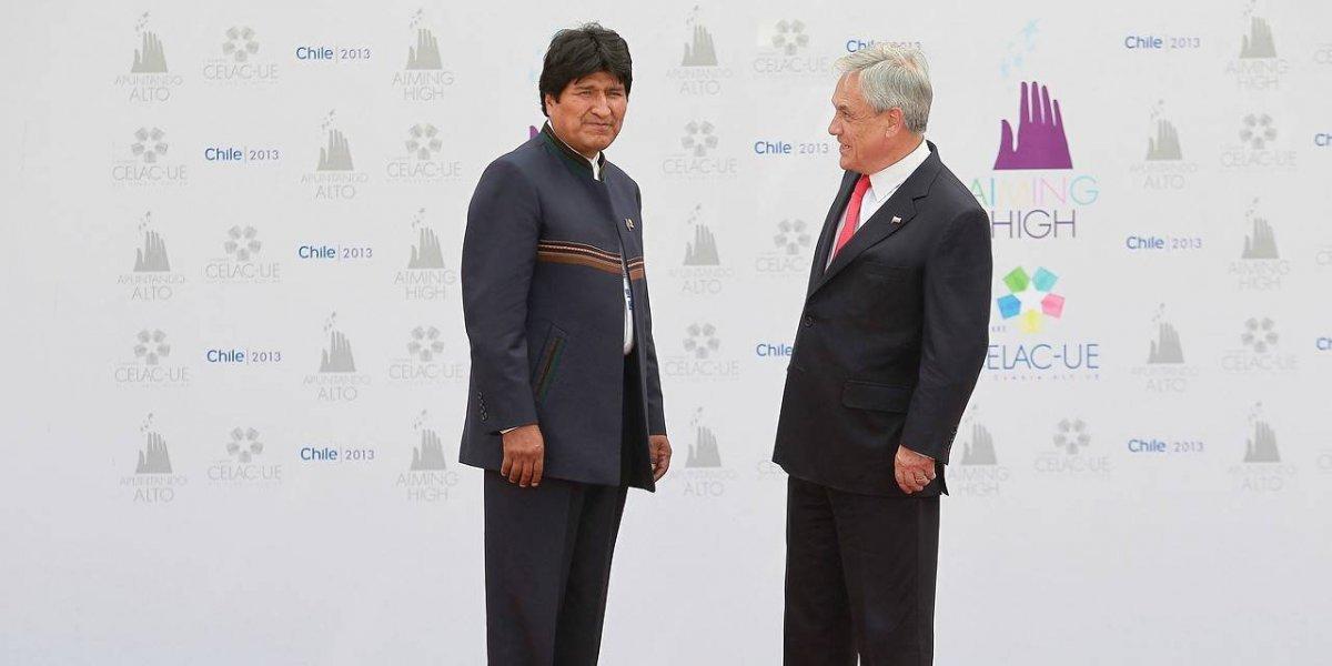 """""""Podemos dar un corredor sin soberanía, solamente con autonomía"""": Evo recuerda el """"ofrecimiento"""" que le hizo Piñera a días de que asuma un nuevo mandato"""