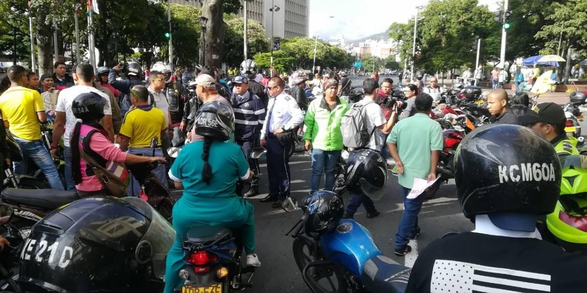 Precio del Soat y operativos en su contra: hechos que indignan a los motociclistas en Cali