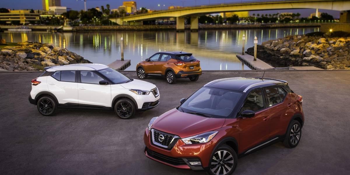 Los SUV y crossovers impulsan el crecimiento de Nissan