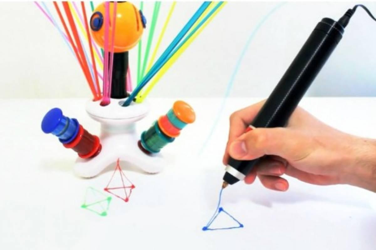 Un increíble proyecto que convierte botellas plásticas en filamentos para lápiz 3D