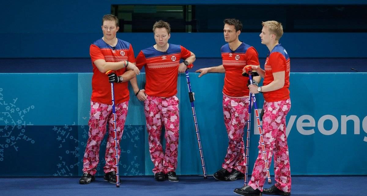 Los noruegos están en la cima del medallero hasta el momento |GETTY IMAGES