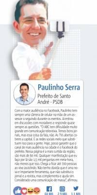 Paulinho Serra Facebook