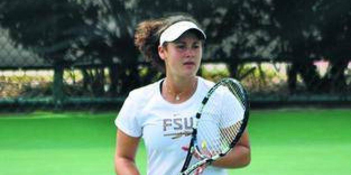 Francesca Segarelli anuncia su retorno al tenis profesional