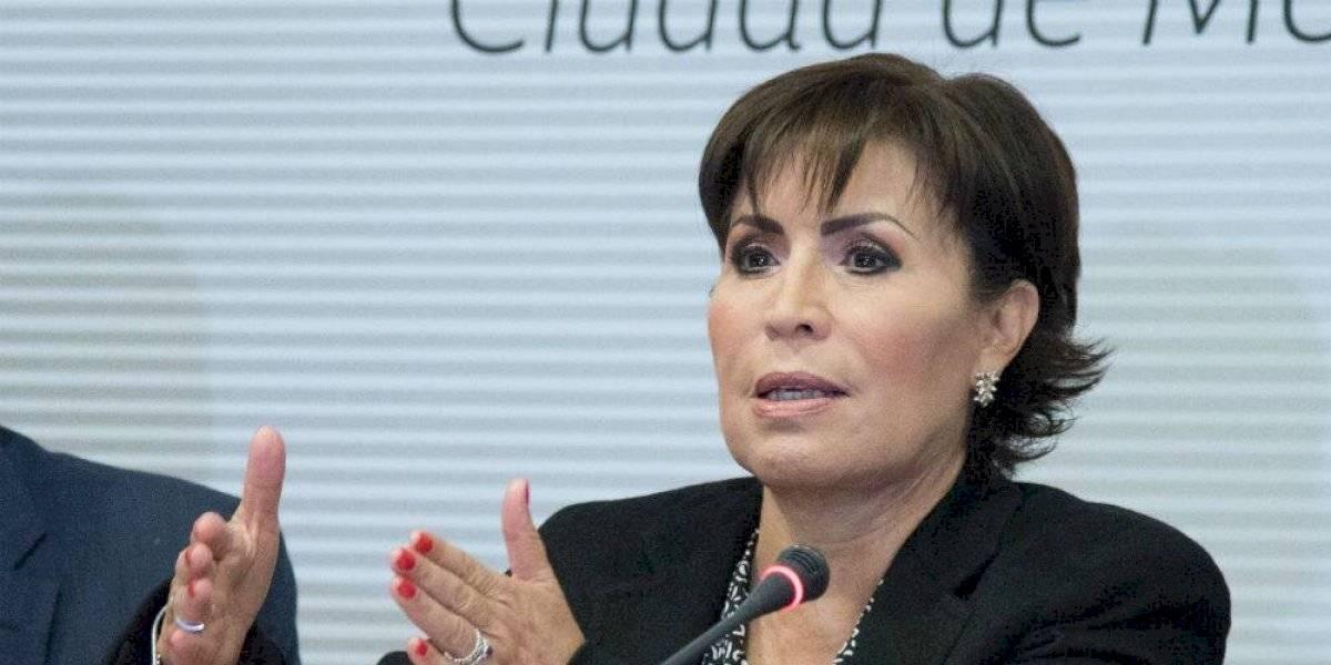 Rosario Robles paga casi 70 mil pesos para no ser detenida