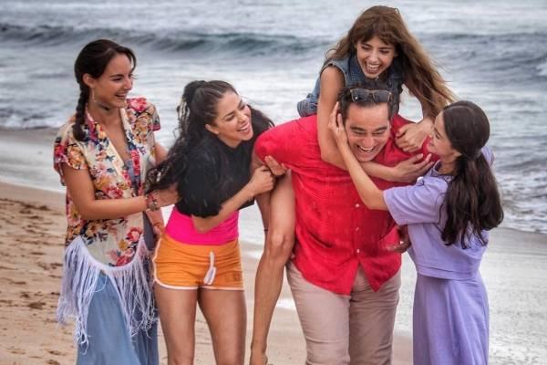 hijas de la luna telenovela