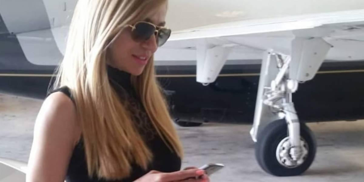 Noelia pierde su celular y ofrece recompensa